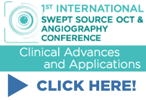 The 1st International Swept Source OCT & Angiography Conference