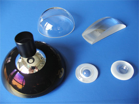 Special shaping Lens