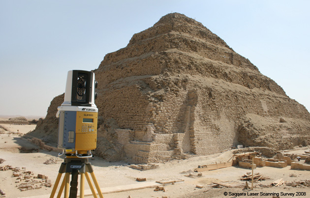 Revolutionizing Archaeology With The Latest Scanning