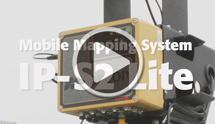 IP-S2 Lite  Mobile Mapping System