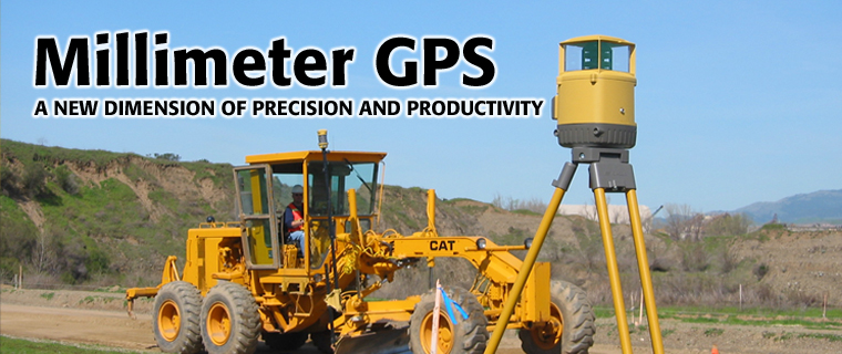 Millimeter Gps Positioning Topcon